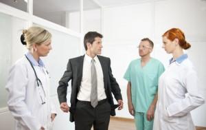 Verschlechterter Gesundheitszustand deutscher Krankenhäuser