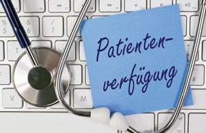 Patientenverfügung zwischen Nutzen und Hürde